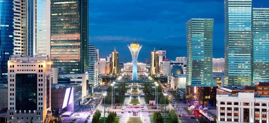 Топ 100 в Казахстане