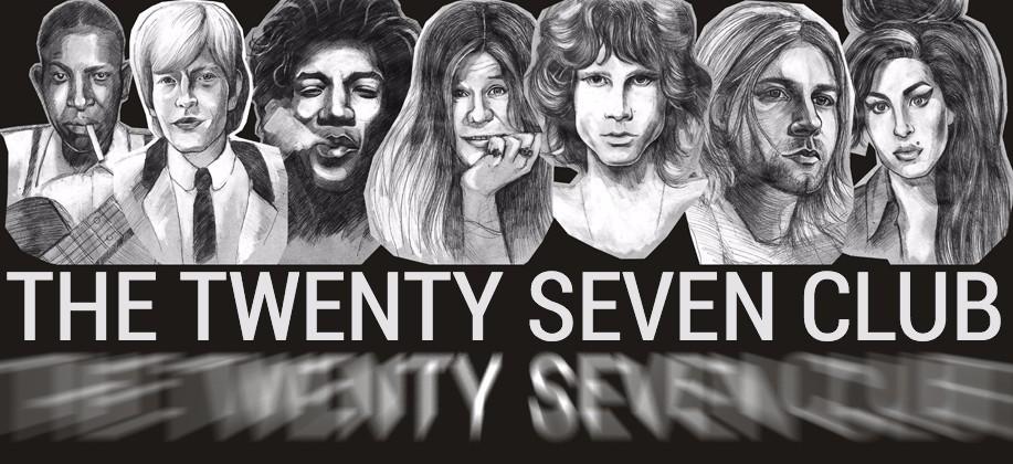 27 песен музыкантов, ушедших из жизни в 27 лет