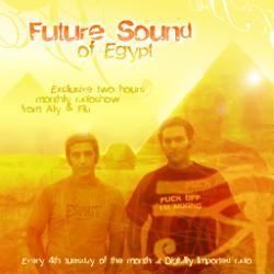 Обложка Aly & Fila - Future Sound Of Egypt 265 (FSOE)