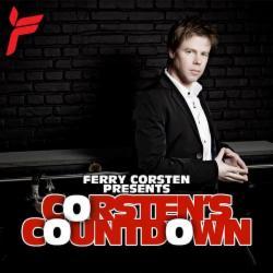 Обложка Ferry Corsten - Corsten's Countdown 345