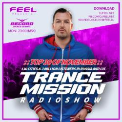 Обложка DJ Feel - TOP 30 OF NOVEMBER 2017 (11-12-2017)