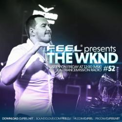 Обложка Feel - THE WKND #052  (TranceMission radio)