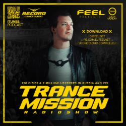 Обложка DJ Feel - TranceMission (26-09-2016)