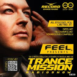 Обложка DJ Feel - TranceMission (23-04-2015)