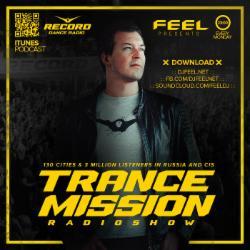 Обложка DJ Feel - TranceMission (25-01-2016)