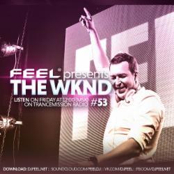 Обложка Feel - THE WKND #053 (TranceMission radio)