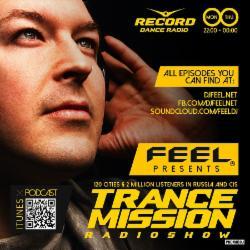 Обложка DJ Feel - TranceMission (09-02-2015)