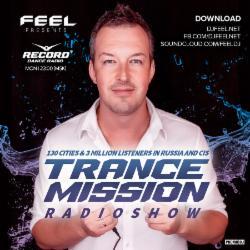 Обложка DJ Feel - TranceMission (04-06-2018)
