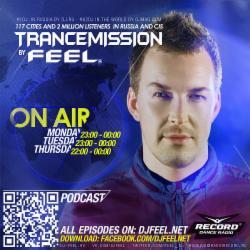Обложка DJ Feel - TranceMission (06-03-2014)