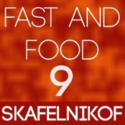 Обложка Skafelnikof - Fast and Food Mix 009