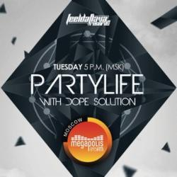 Обложка UnorthodoxX aka Dope Solution - Partylife #029 [MegapolisFM 2015-02-17]