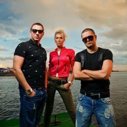 """Обложка Nadya VOZDUH - Радио шоу """"Свежий Воздух"""" на DFM (feat. Andrey Vakulenko, Slava Factor) / 15.06.2012"""