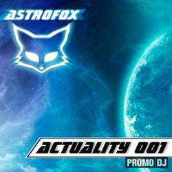 Обложка AstroFox - Actuality 001