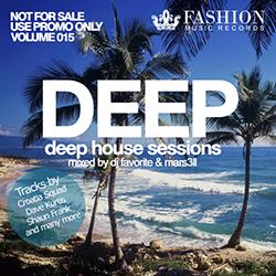 Обложка DJ Favorite & Mars3ll - Deep House Sessions 015