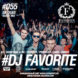 Обложка DJ Favorite - Fashion Music Radio Show 055 (BK Duke Guest Mix)