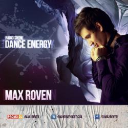 Обложка Max Roven - Dance Energy (01-05-2014) [GTI RADIO]