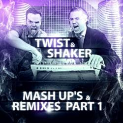 Обложка Twist & Shaker - Axwell vs Audien feat. Ruby Prophet - I Found Days (Twist & Shaker Mash Up)
