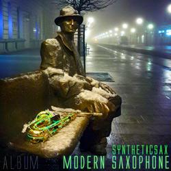 Обложка Syntheticsax - Modern Saxophone (Album Privew)