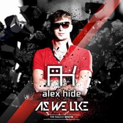 Обложка Alex Hide - As We Like Radio-Show 039