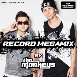 Обложка The Mankeys - Record Megamix #016 (13-02-2015)