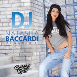 Обложка DJ Natasha Baccardi - MEGAMIX 11 (2013)