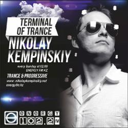 Обложка Nikolay Kempinskiy - Terminal of Trance 064