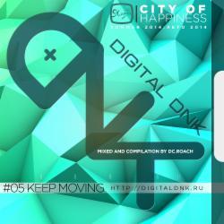 Обложка Digital DNK - City of Happiness (06 Keep moving)