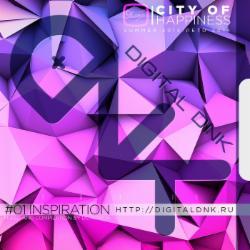 Обложка Digital DNK - City of Happiness (01 Inspiration)