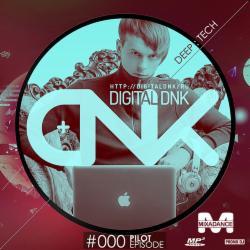 Обложка Digital DNK - Warning! G.M.O Mixes (#000 Pilot Episode)