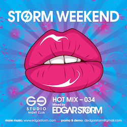 Обложка Edgar Storm - Hot Week Mix 034