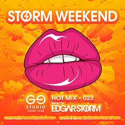 Обложка Edgar Storm - Hot Week Mix 023