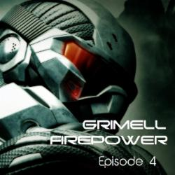 Обложка Grimell - Firepower 004 (2015)