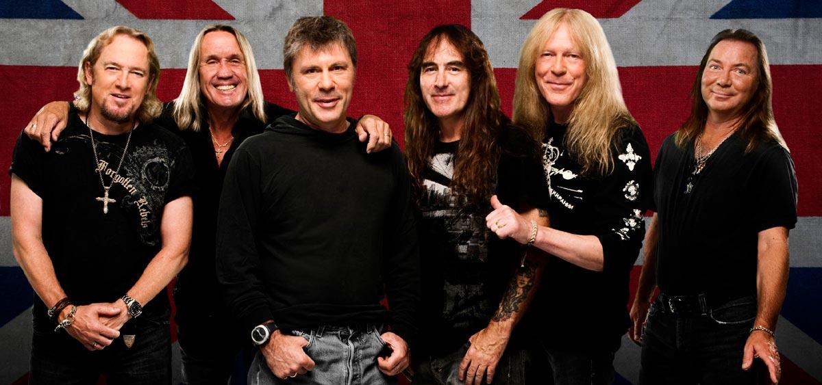 """Сегодня Iron Maiden явила миру """"Senjutsu"""""""