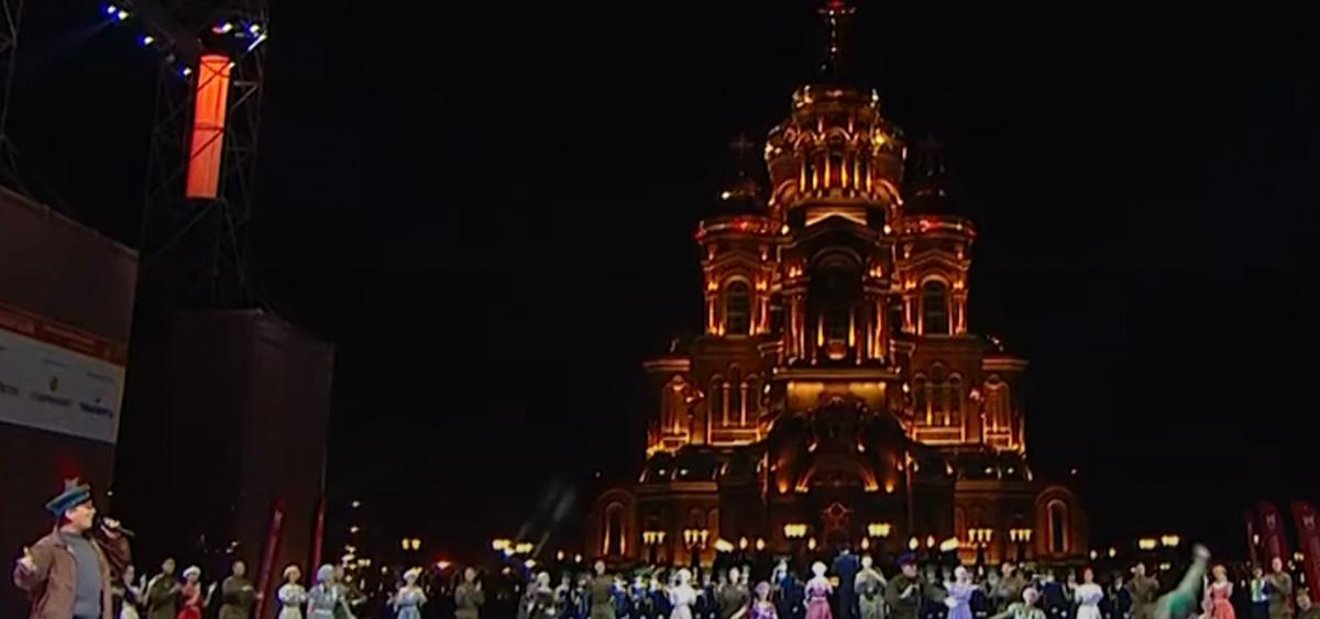 """Фестиваль """"Спасская башня"""" эпично завершился в Москве"""