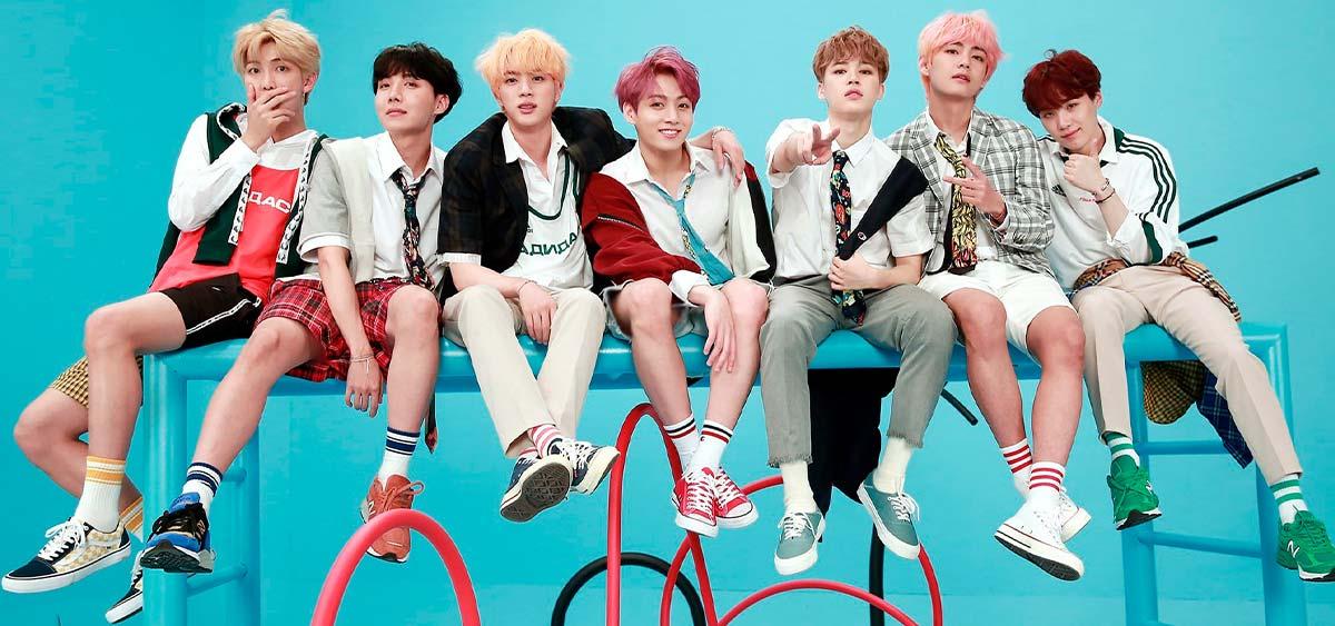 BTS попали в Зал славы Книги рекордов Гиннесса!