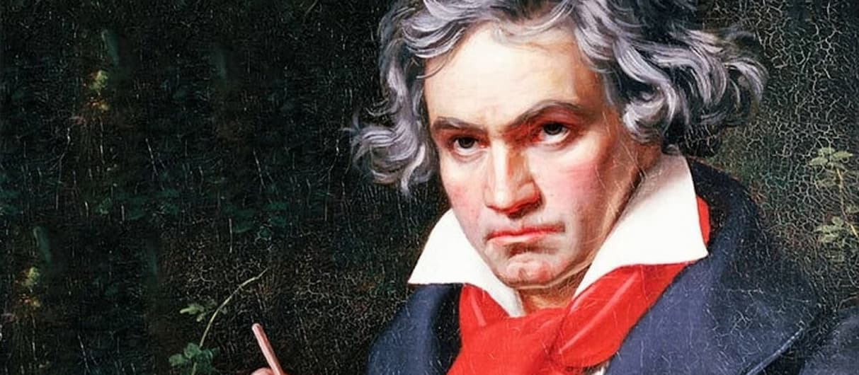 Нейросеть дописала симфонию Бетховена