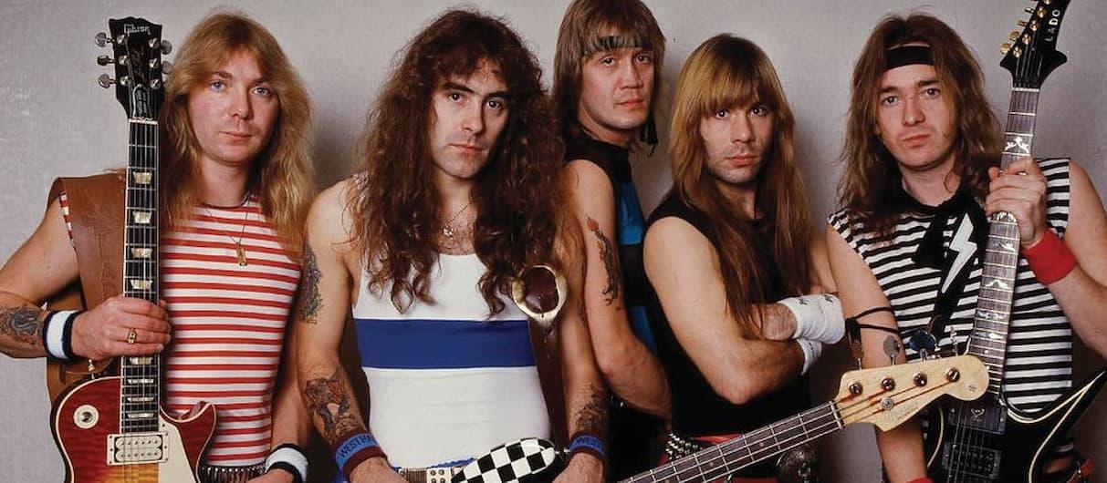 Iron Maiden и аниме? Смотрим новый клип!