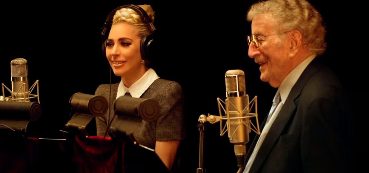 Леди Гага выпустила сингл с Тони Беннеттом