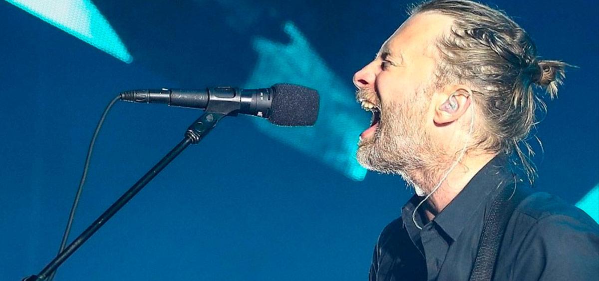 """20-летняя выдержка: Radiohead выпустили клип на """"If You Say the Word"""""""