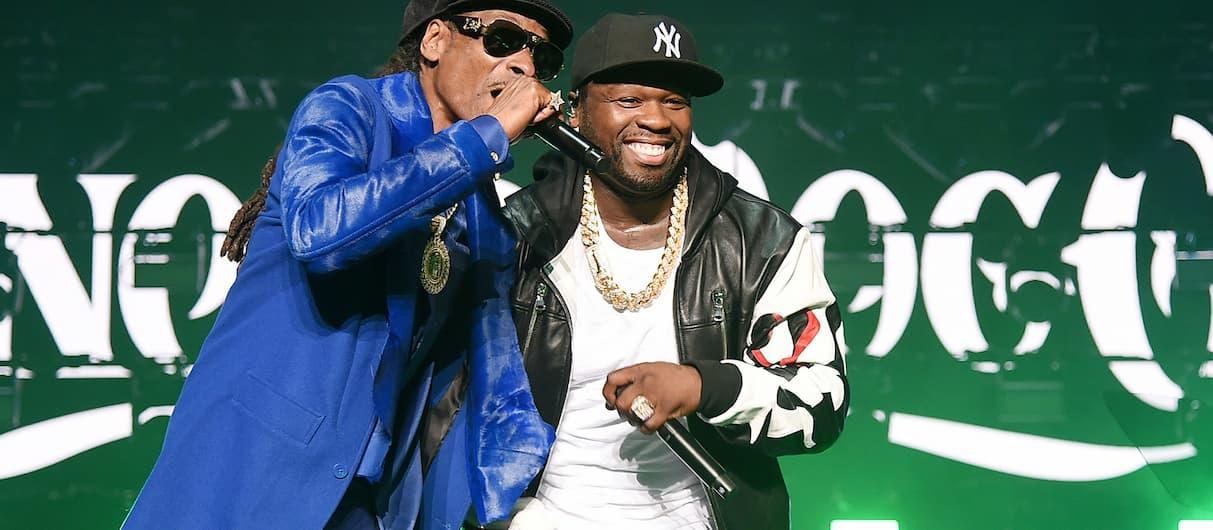 50 Cent и Snoop Dogg рассказывают о жизни преступных группировок
