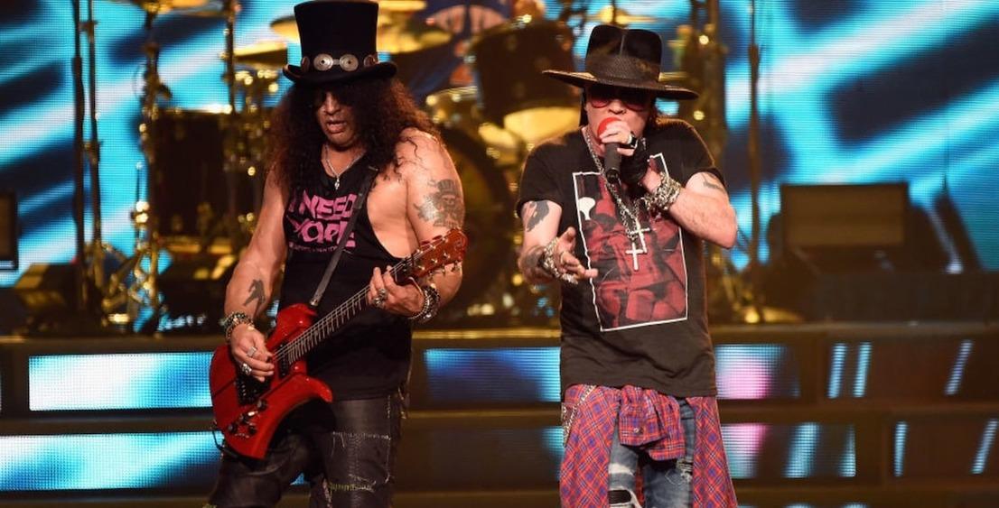 "Guns N'Roses выпускают мини-альбом ""Hard Skool"""