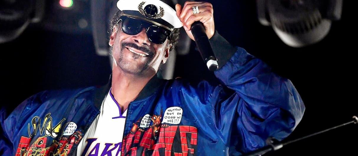 Snoop Dogg анонсировал сразу два альбома