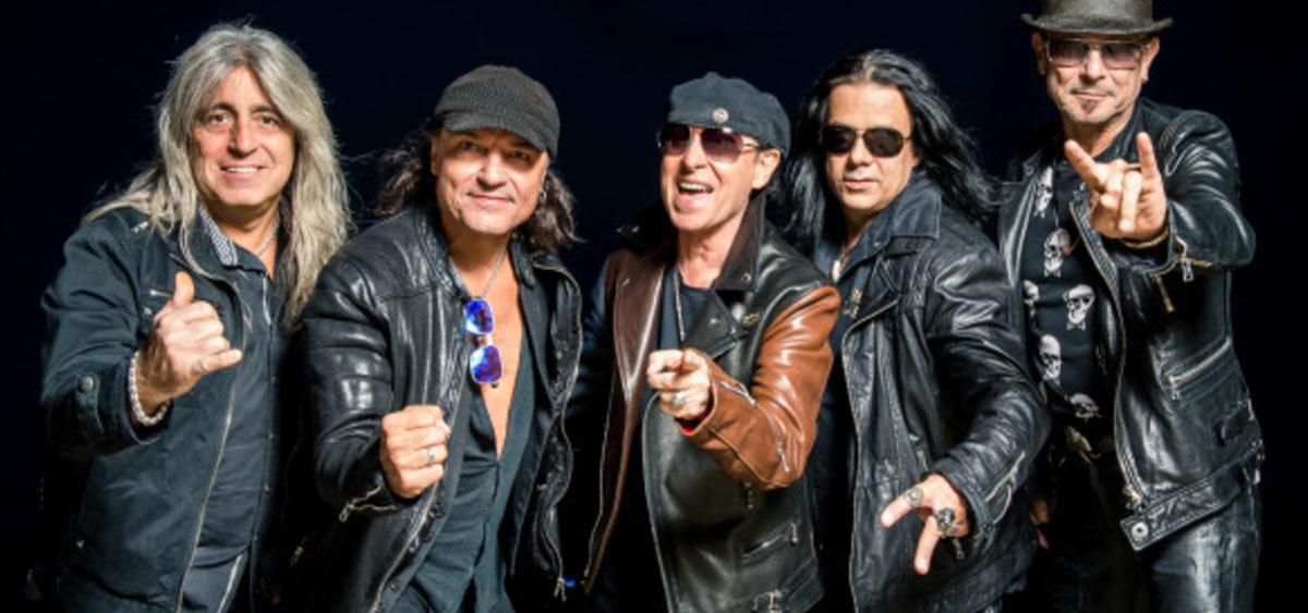 Scorpions закончили новый альбом