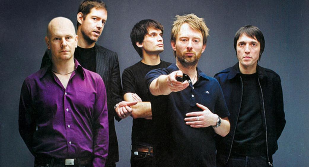 Песню Radiohead не взяли в бондиану