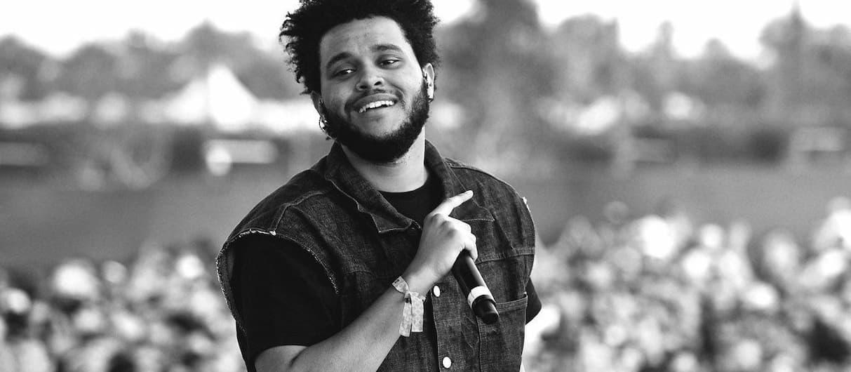The Weeknd стал послом доброй воли