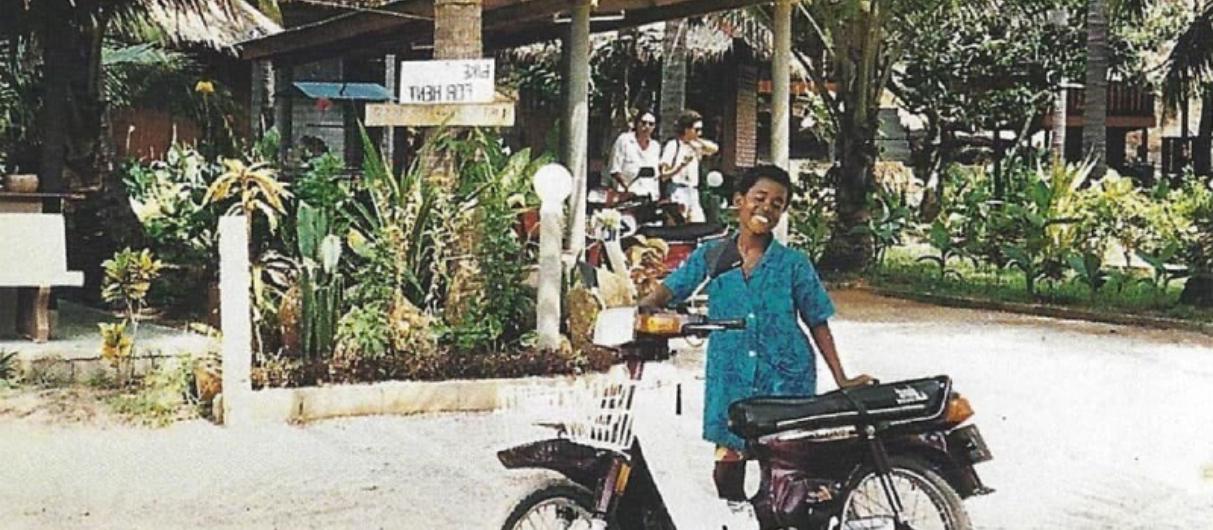 В сети появились фото 10-летнего Канье Уэста