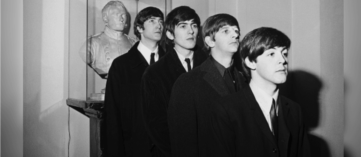У The Beatles теперь есть TikTok!
