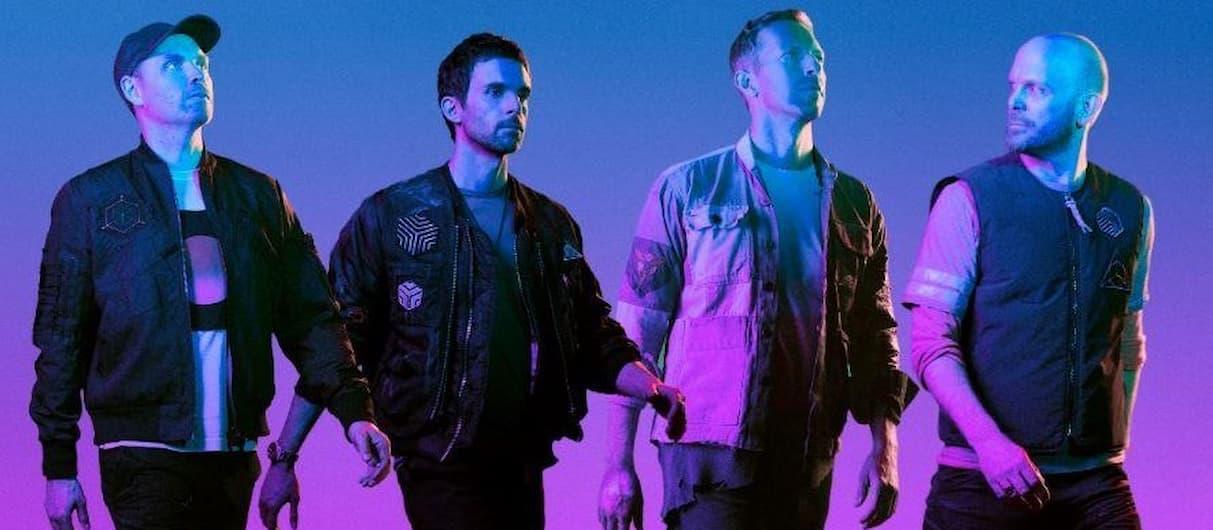 Coldplay записали межгалактический альбом