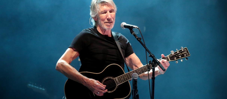 Лидер Pink Floyd женился в пятый раз. Теперь на шофере!