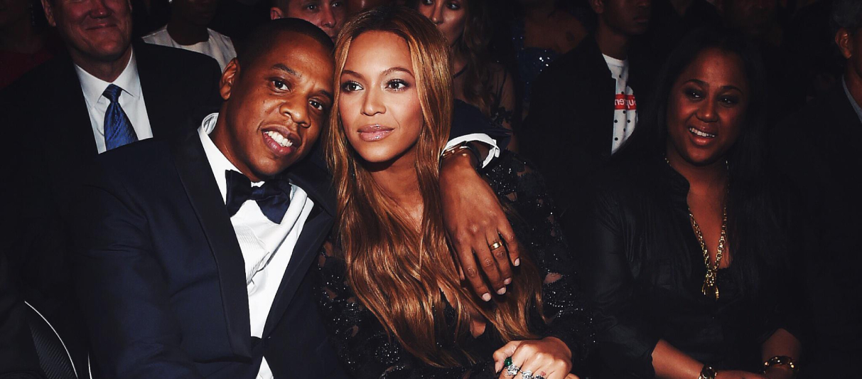 Jay-Z и Beyonce в бриллиантах — пара снялась в рекламе Tiffany & Co